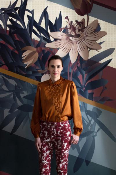 Cristina Celestino, designer