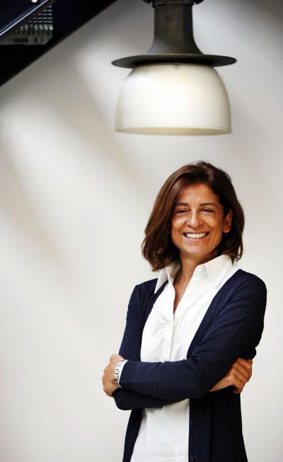 Cinzia Ferrara, architect