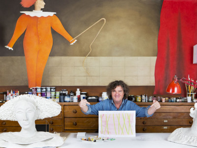 Davide Pizzigoni, artist
