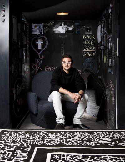 Francois Mangeol, creative