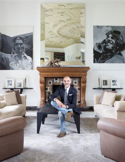 Giampiero Bodino, artist jeweler