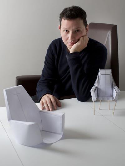 Ramy Fischler, designer