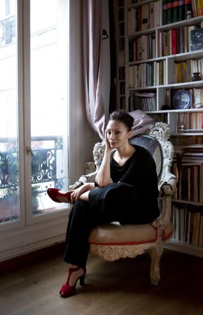 Ornela Vorspi writer