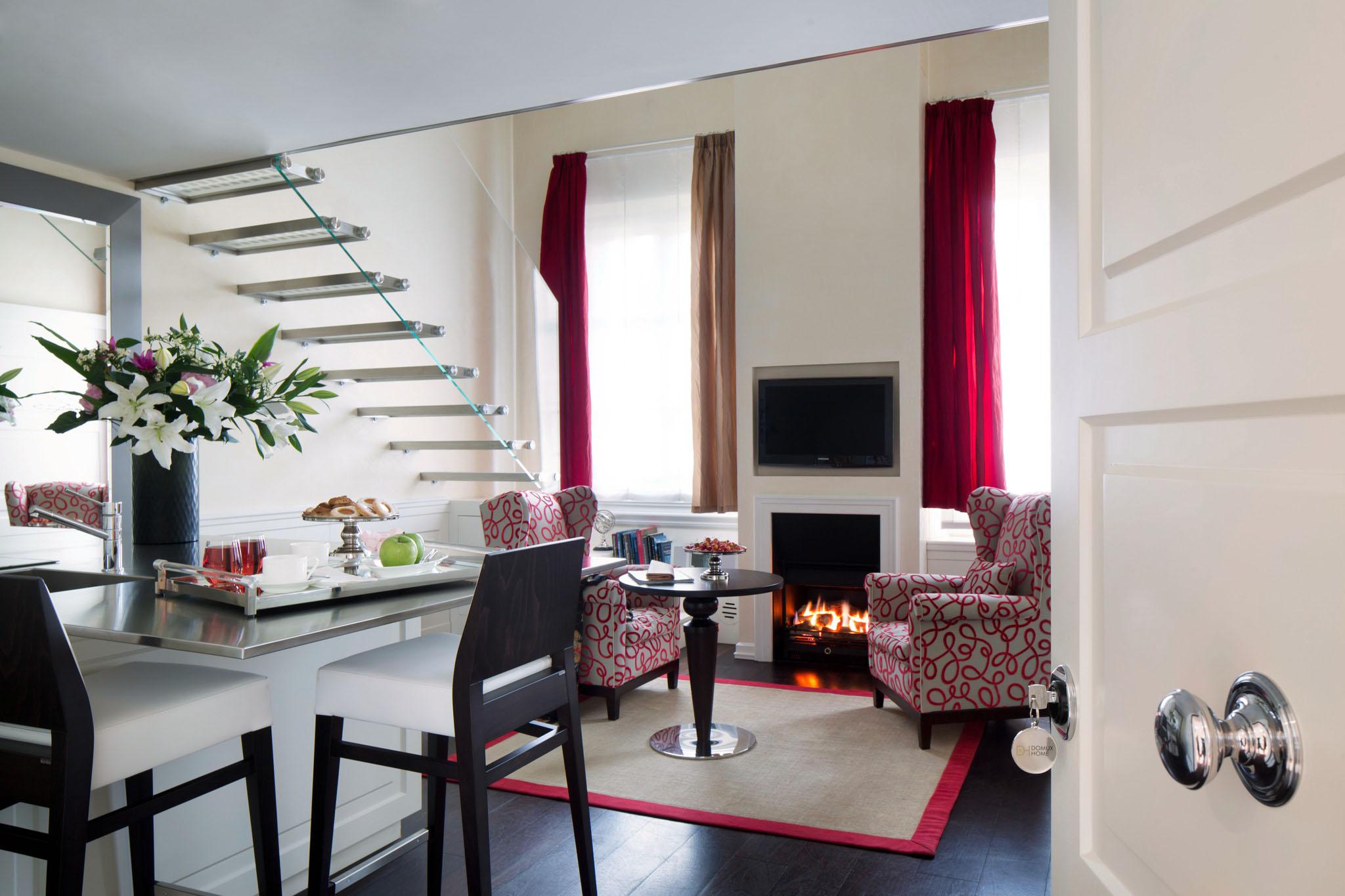 Domux home appartamenti di lusso a firenze ricasoli for Appartamenti design firenze