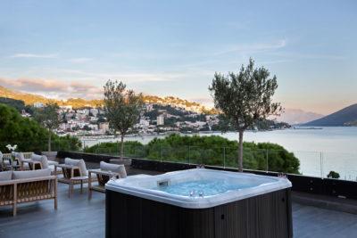 Palmon Bay Hotel & Spa e Hotel Palma Montenegro