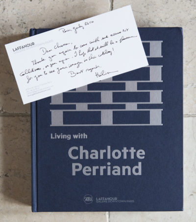 Living with Charlotte Perriand – Skira – Laffanour Galerie Downtown Paris